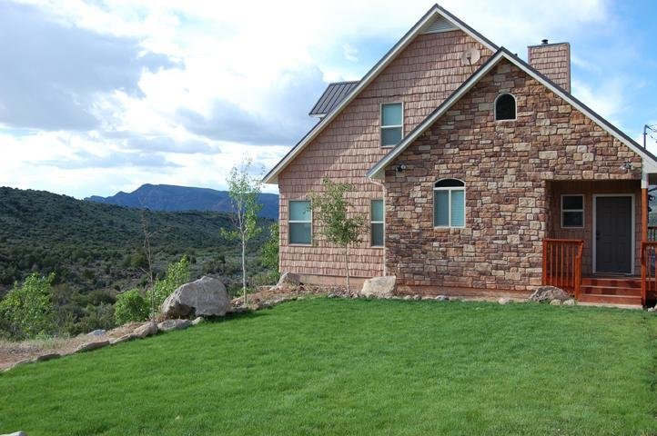 Pine Valley Cabin with a View! Has Grill and Internet ...