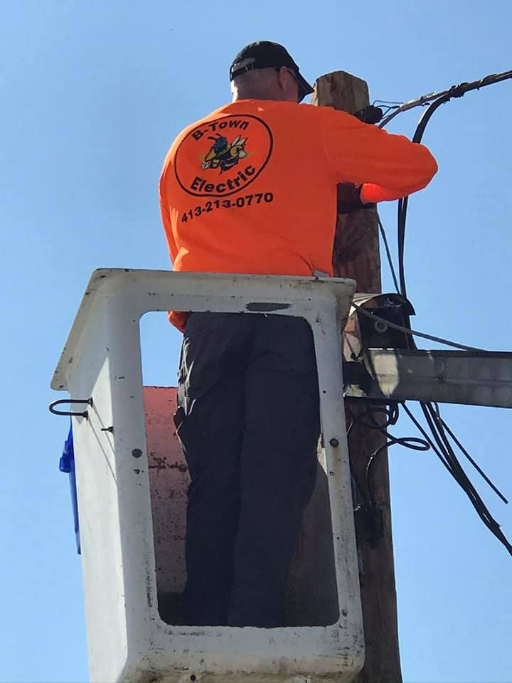Certified Electrician Near Me in Western MA | B Town Electric