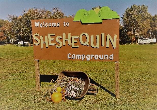 Sheshequin Campground - Pine Creek Valley