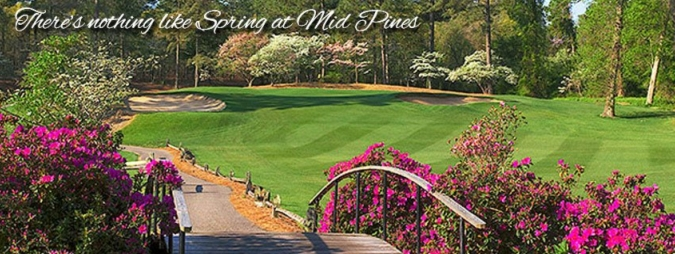 Pine Needle Golf Course Mid Pines   Donald Ross - Golf ...