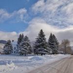 Pine Valley Utah Snow