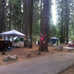 Pine Valley Group Campground Site B