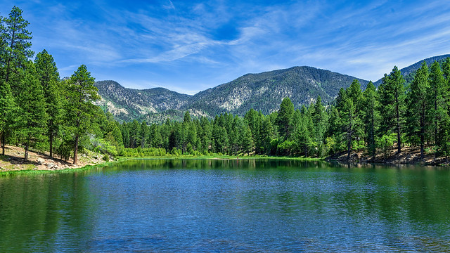 Pine Valley Lake - 060120850_7669_2653-Brk3HDR - a photo ...