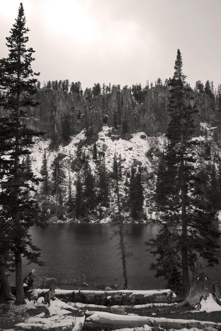 White Pine Lake, Logan Canyon, Utah. facebook.com ...