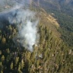 How Did The Pine Valley Fire Start