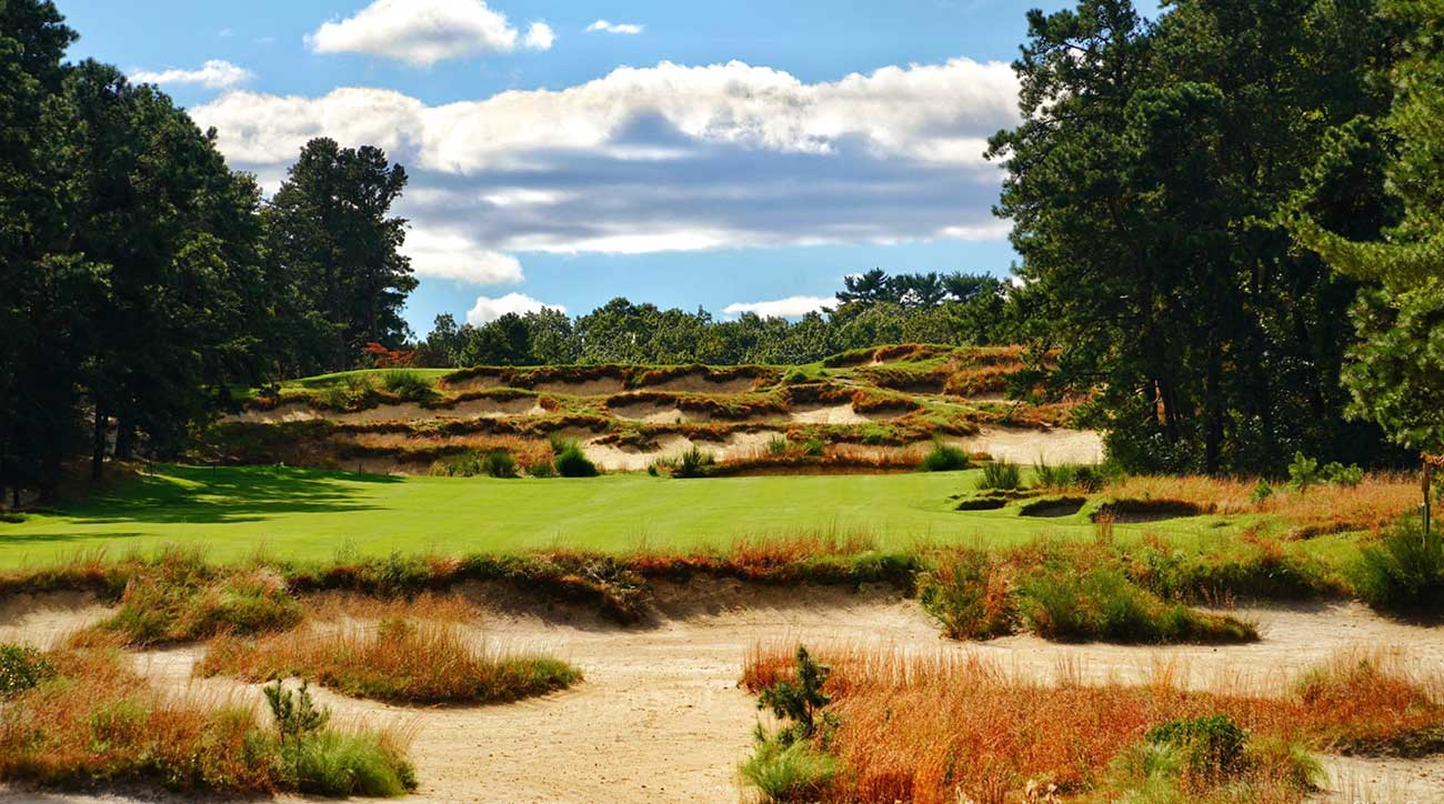 Tom Doak explains why Pine Valley is GOLF's Top 100 Course ...