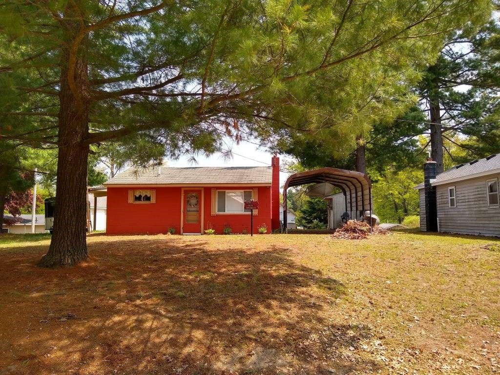 CABIN FOR SALE IN MICHIGAN - Fishing Properties for Sale ...