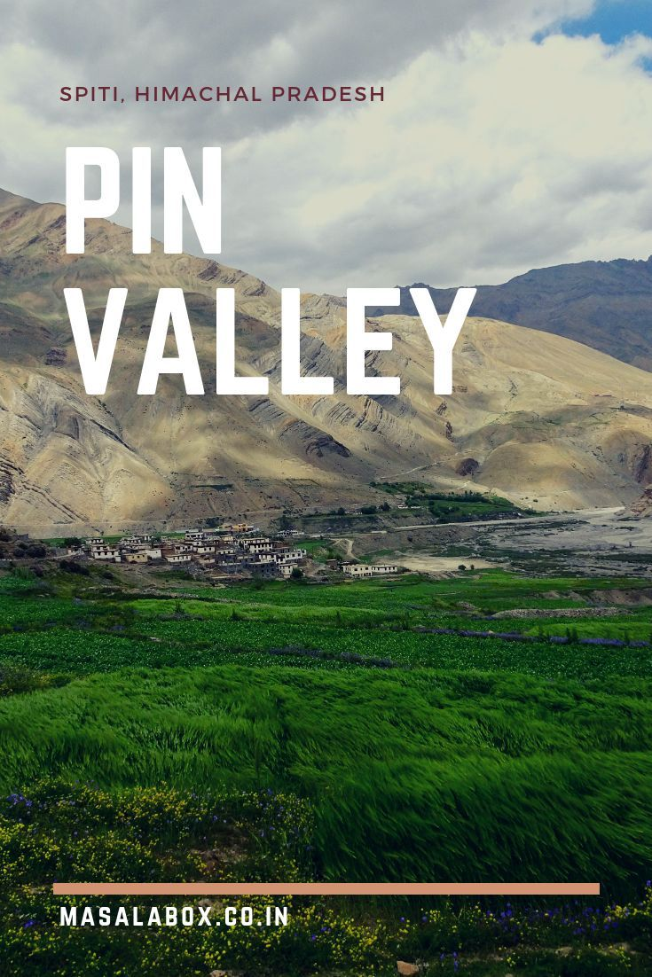 Postcards from Pin Valley National Park, Spiti, Himachal ...