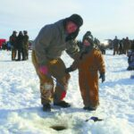 Pine Valley Ranch Park Ice Fishing