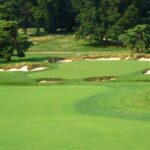 Original Picture Of Second Hole At Pine Valley