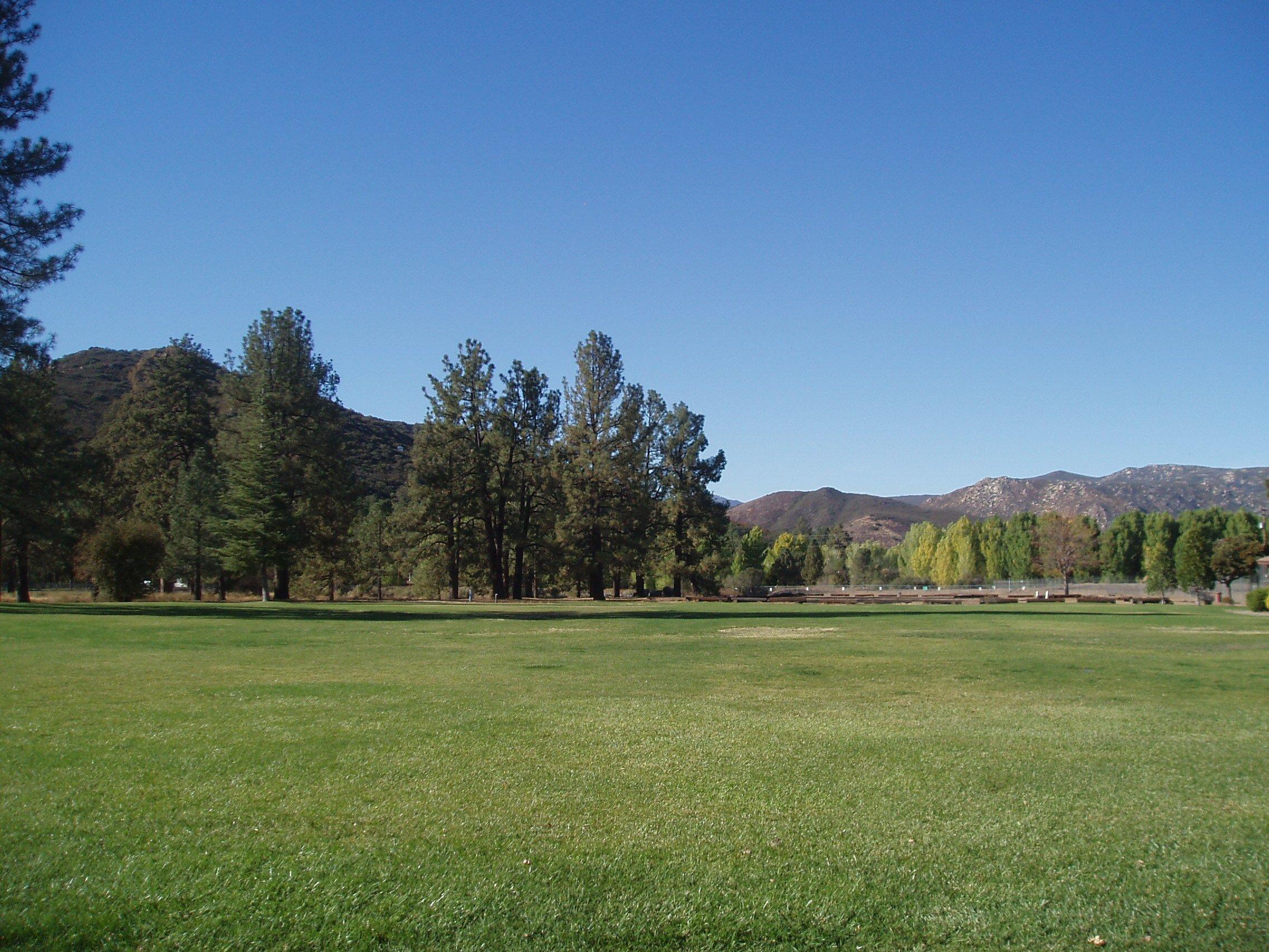 Pine Valley County Park | San Diego Reader