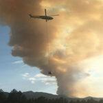 Pine Valley Utah Fire Update