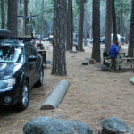 Yosemite Valley Upper Pines Campsite Reservation