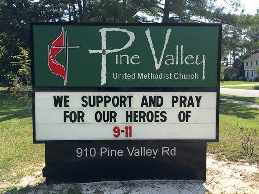 Pine Valley United Methodist Church - Churches - 910 Pine ...