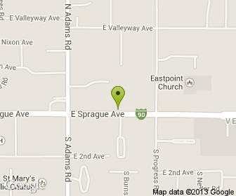 Chuck E Cheese in Spokane Valley, WA | 14919 East Sprague ...
