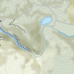 Pine Valley Ranch Map