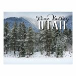 Pine Valley Mountain Snow Report