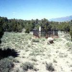 Pine Valley Nevada Cemetery
