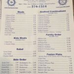 Pine Valley Bar And Grill Menu