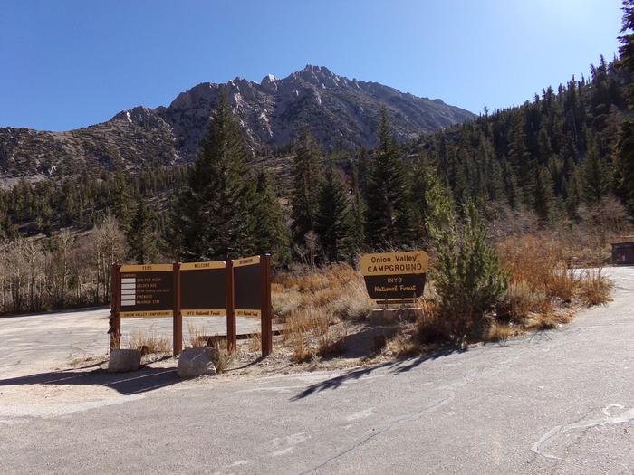Onion Valley Campground, Lone Pine, California | REI ...