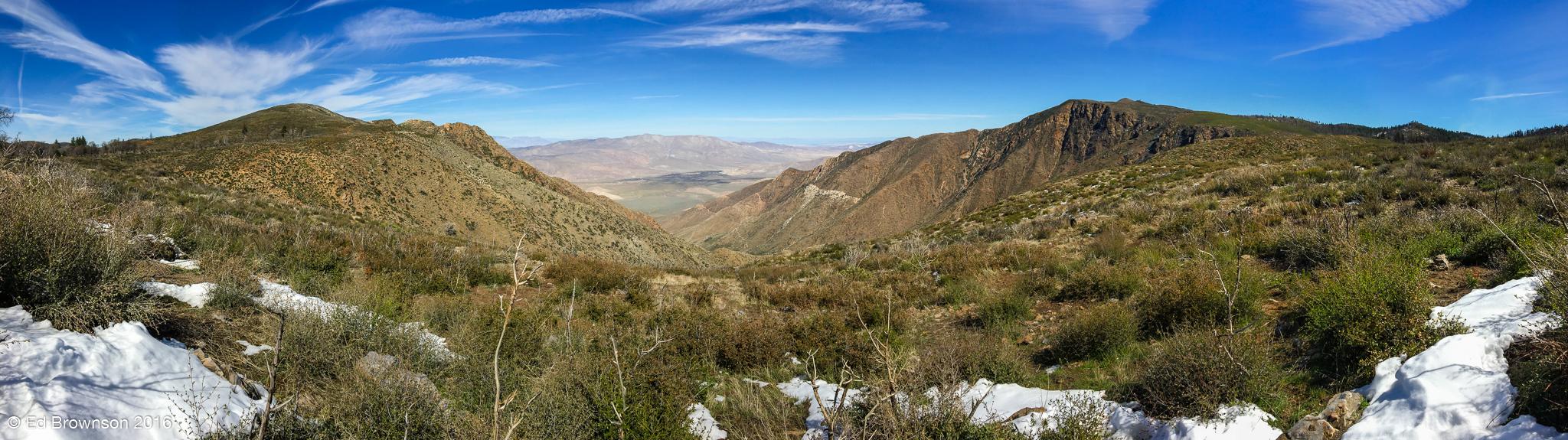 Elevation of Deer Creek Trail, Pine Valley, CA, USA ...