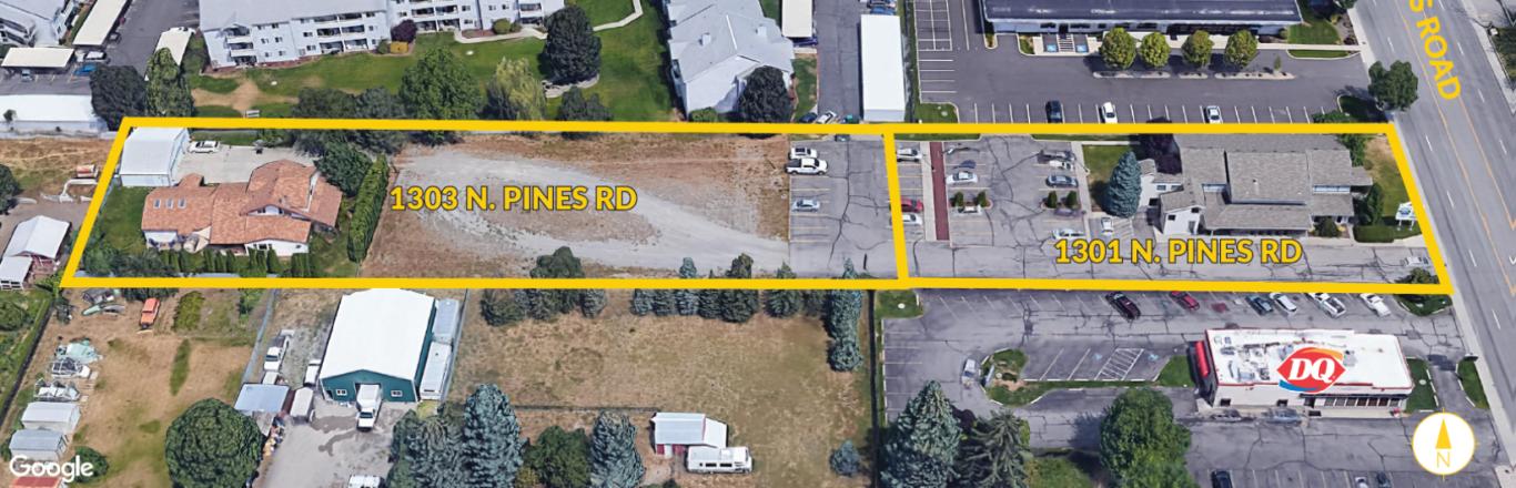 1301 Pines Rd Spokane Valley, WA 99206 - 1301 N Pines Road ...