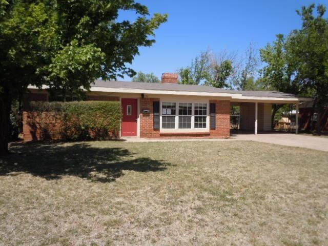 650 Peake Street, Abilene, TX 79603 - new foreclosed property.