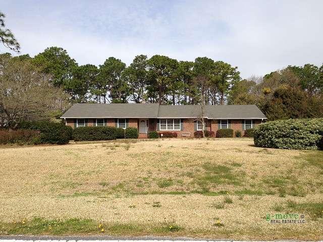 Pine Valley Estates Subdivision in Wilmington, NC