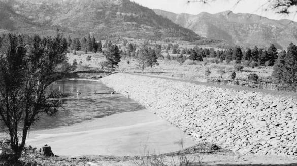 Update: Pine Valley Spillway, contractors' bidding ...
