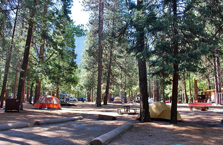 10 Best Campgrounds at Yosemite National Park | PlanetWare