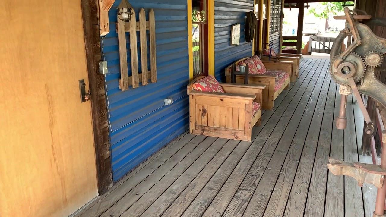 Halfway Pine Valley Lodge - YouTube