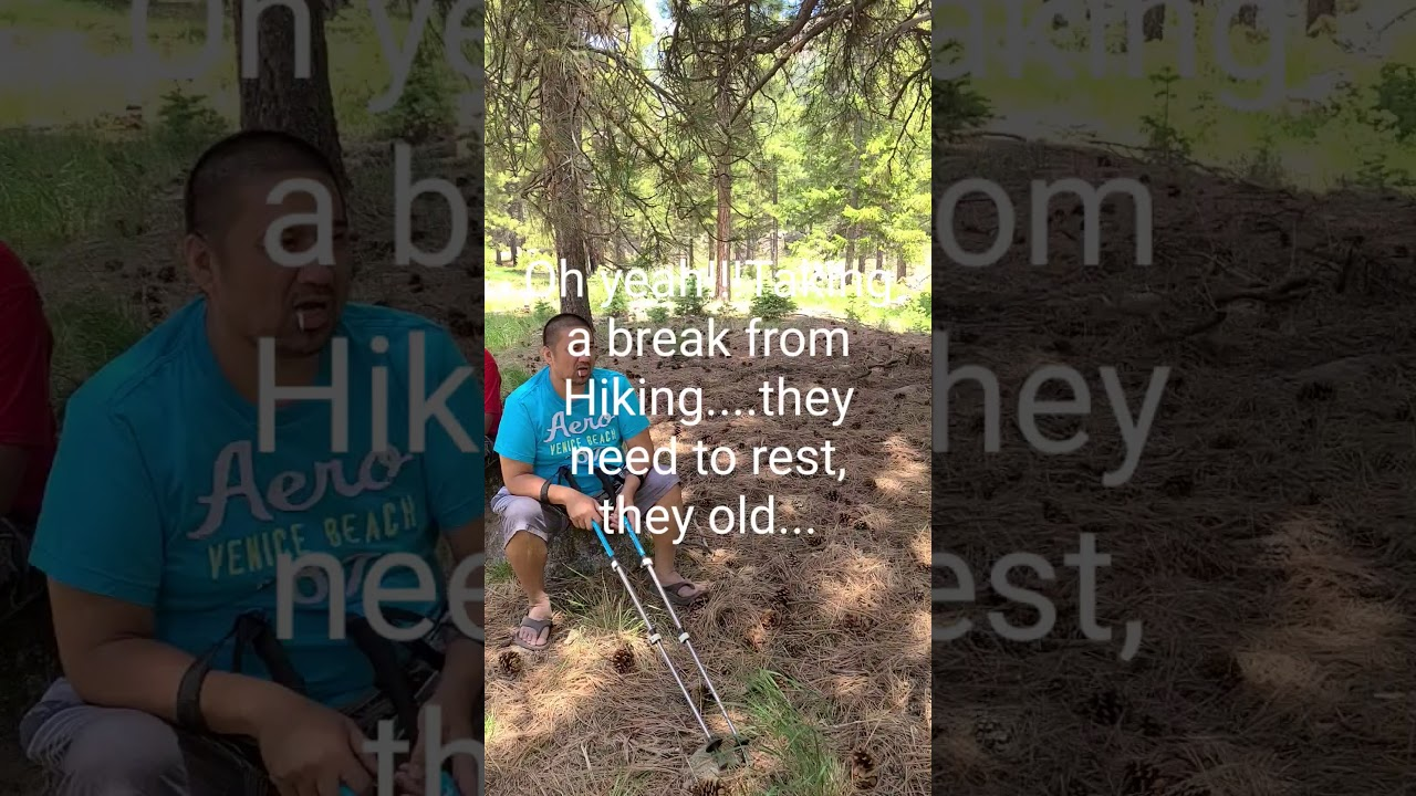 Our Hiking @ Pine Valley, Utah(3) - YouTube