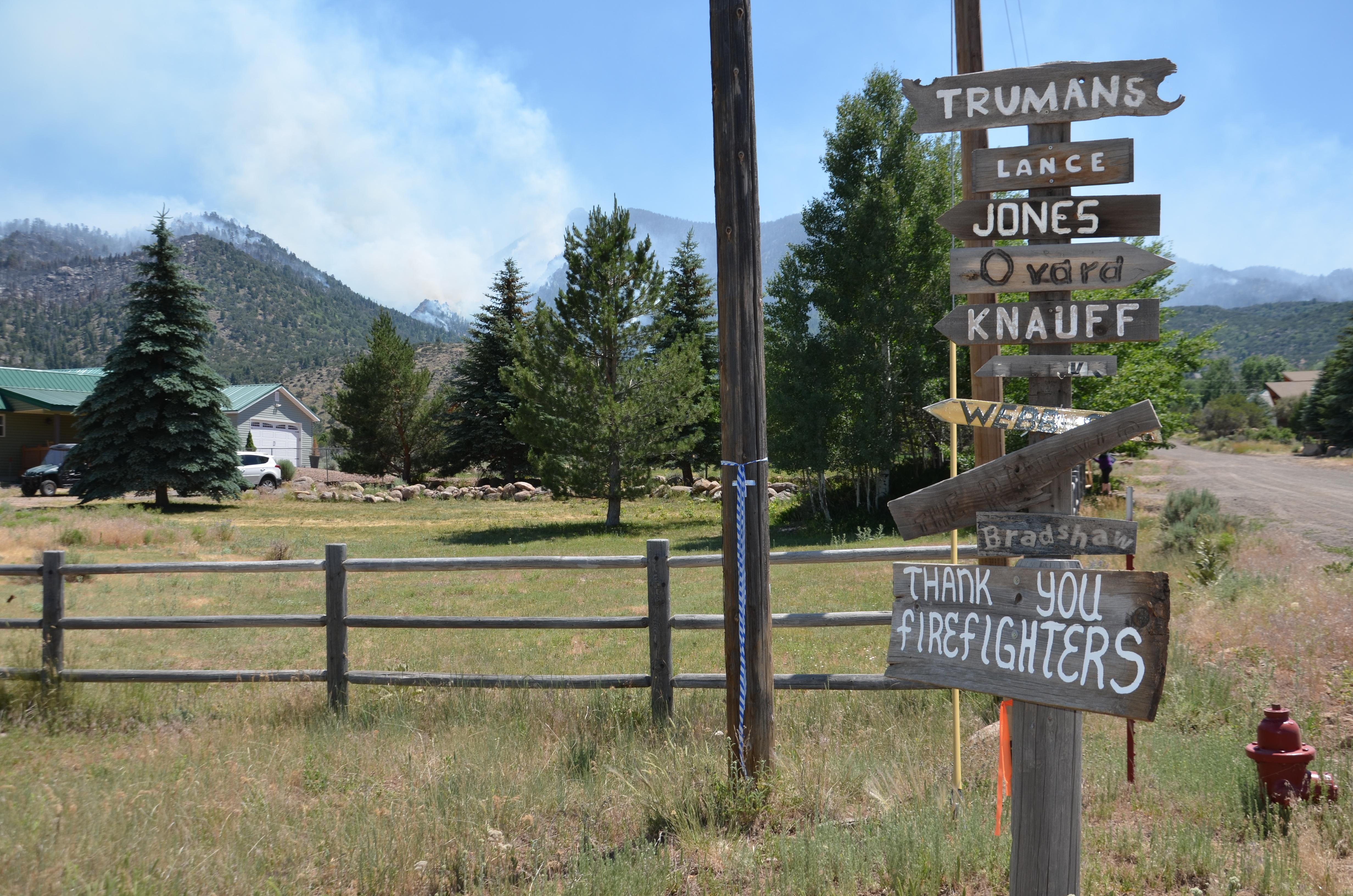Saddle fire in Washington County grows to 1,500 acres, 8 ...