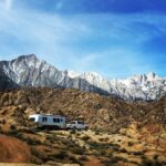 Rv Camping In Pine Valley Area Ca