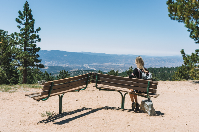 Mt Pinos Hike In Los Padres National Forest   California ...