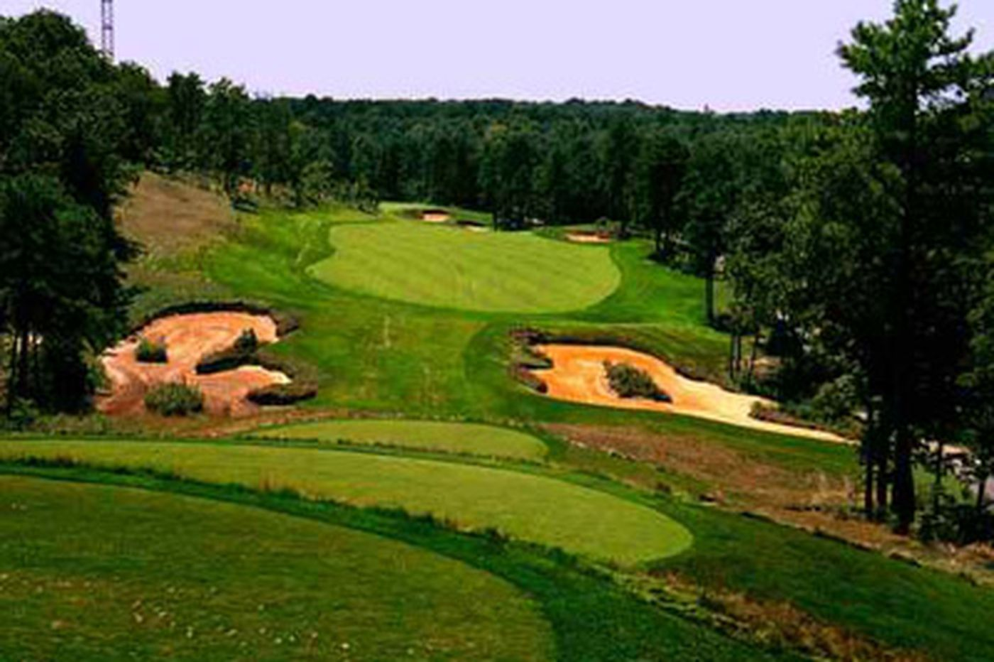 Donald Trump buys Pine Hill Golf Course