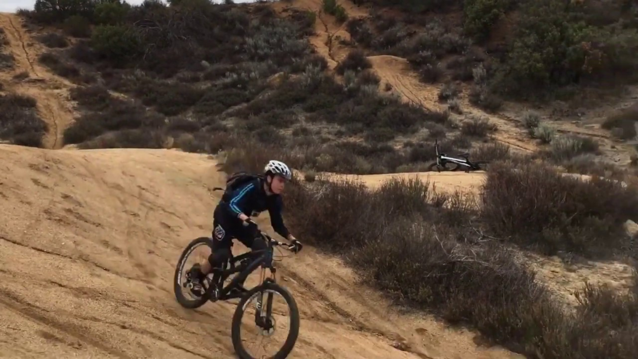 Pine Valley Dirt Jumps 1 - YouTube