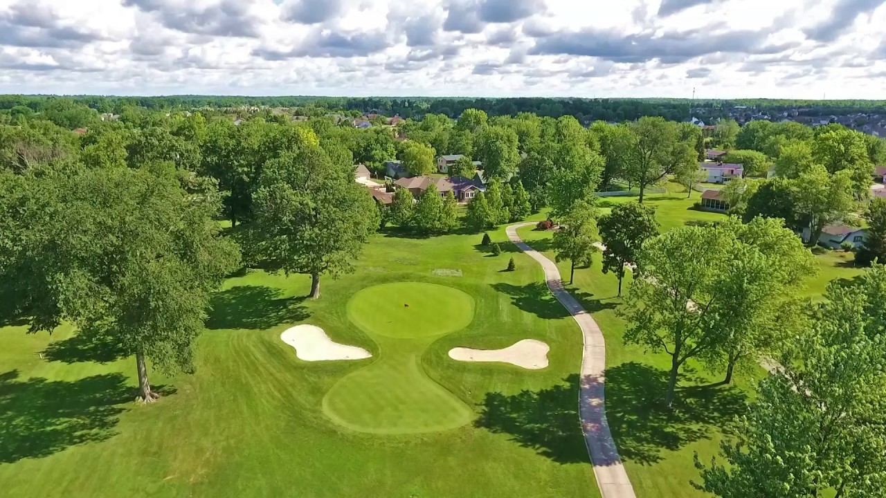 Pine Valley Country Club - Hole #13 Overview - YouTube