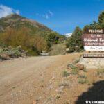 Big Pine Creek Campground To Onion Valley