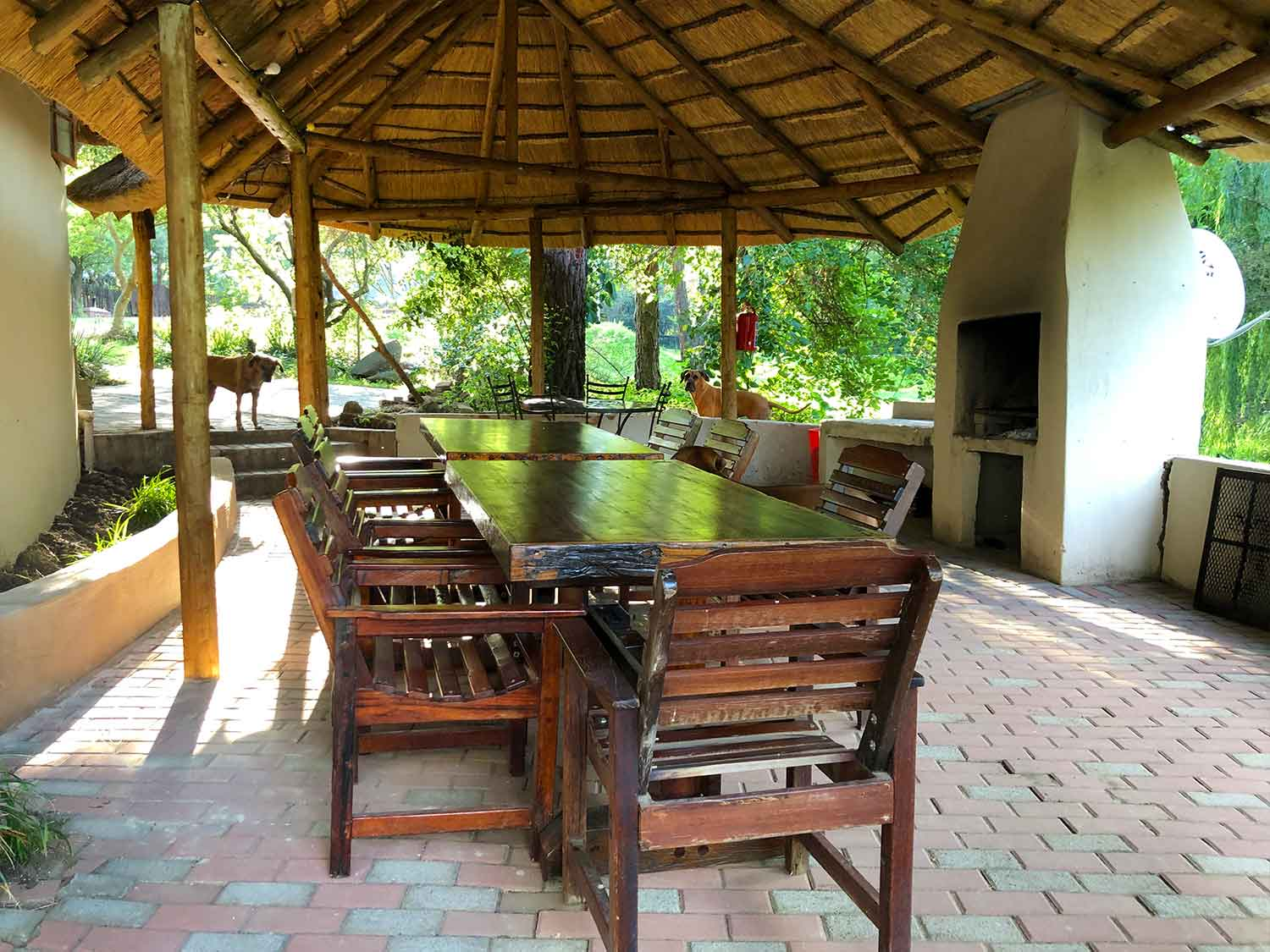 No 5 : Tawny eagle Chalet - Pine Valley