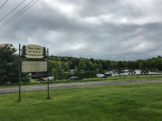 Pine Valley RV Park & Campground