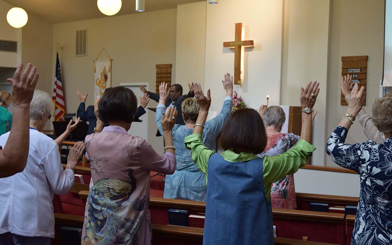 Sermon by Rev. Richard Kintu on 4/28/19 - Pine Valley ...