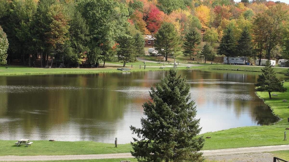 Pine Valley Campground One of New York State's Most ...