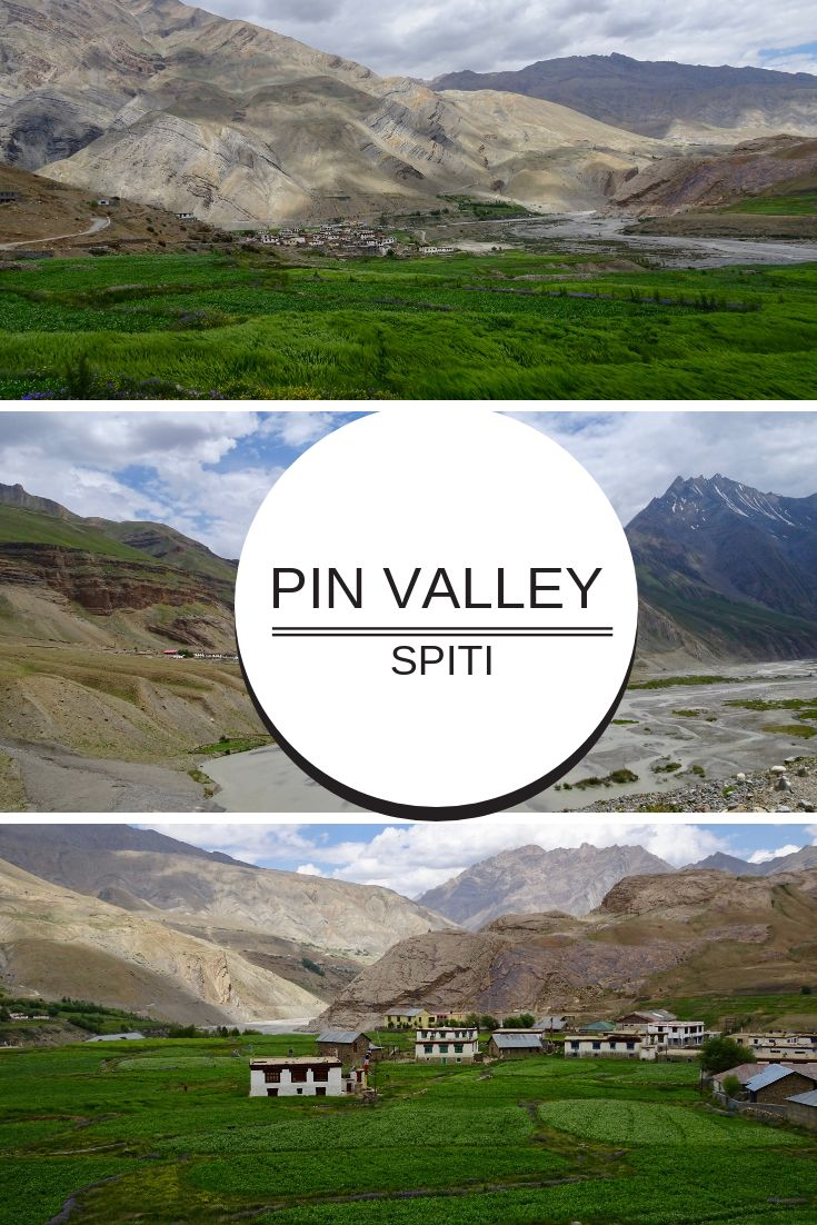 Pin Valley National Park, Spiti - Postcards | Himachal ...