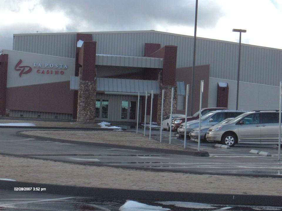 Pine Valley, CA : La Posta Band's, La Posta Casino, approx ...