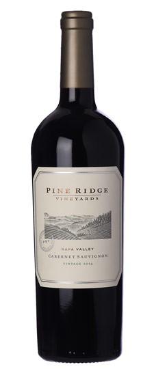 Pine Ridge - Cabernet Sauvignon Napa Valley 2016 - Calvert ...