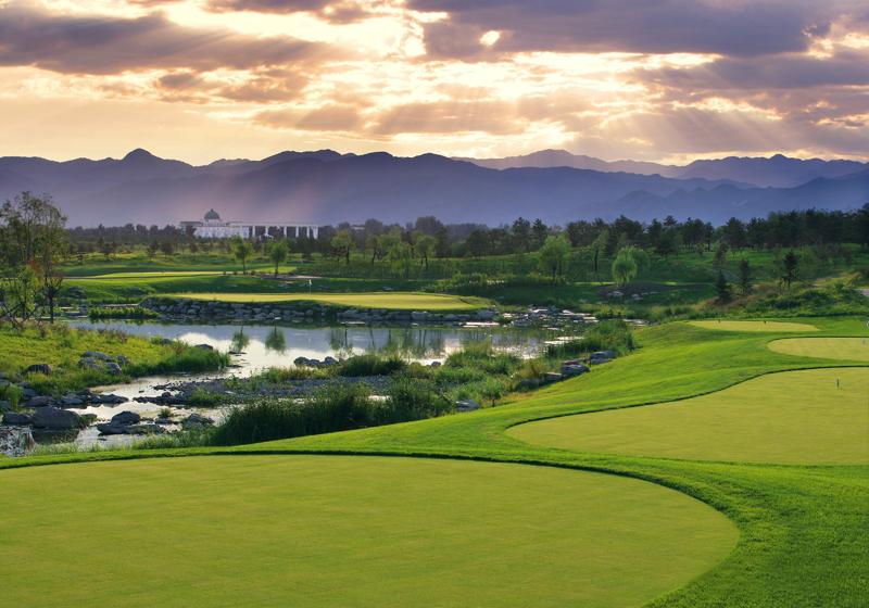Reignwood Pine Valley Golf Club, Beijing, China - Albrecht ...