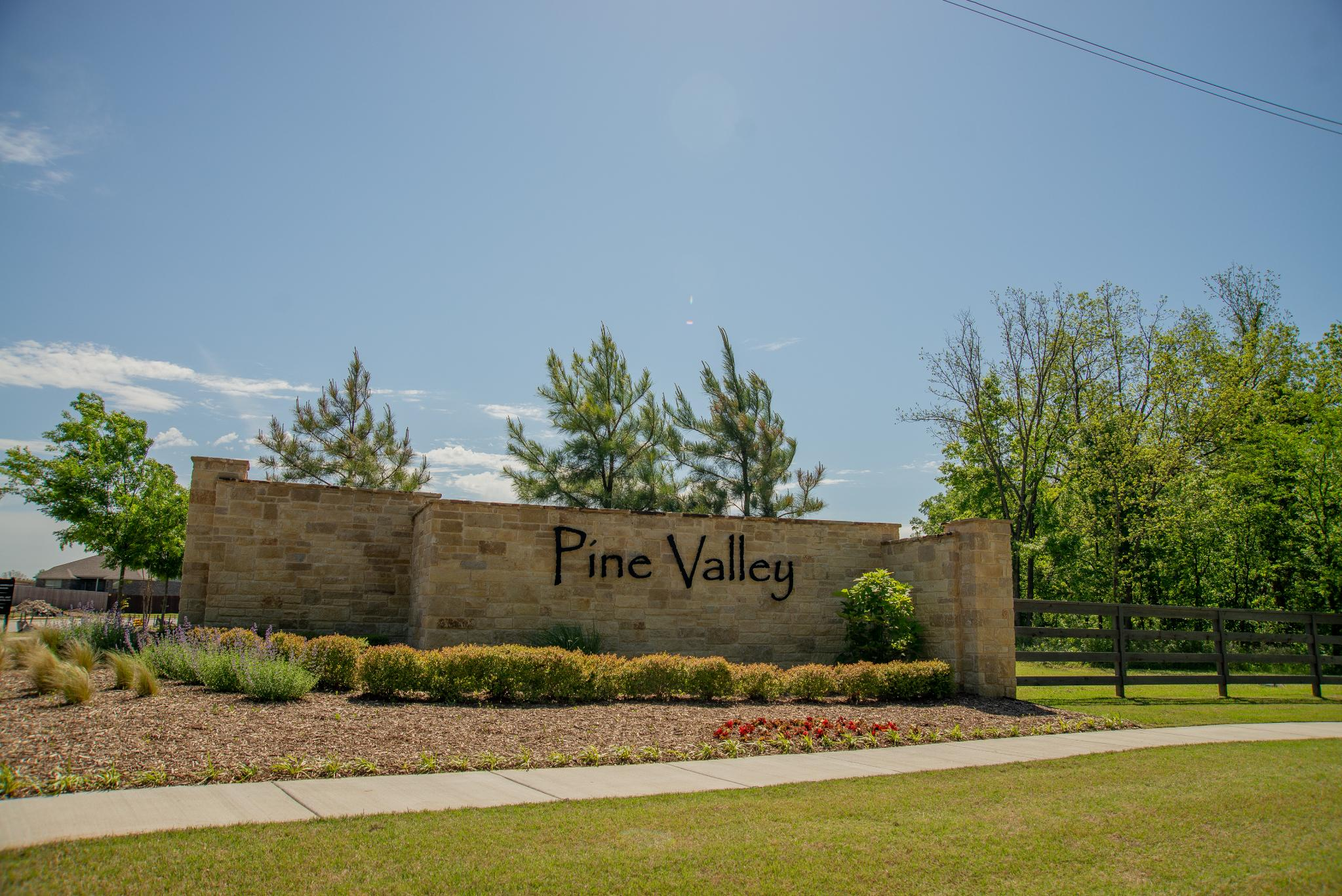 Pine Valley | Bixby New Homes | Built By Simmons Homes