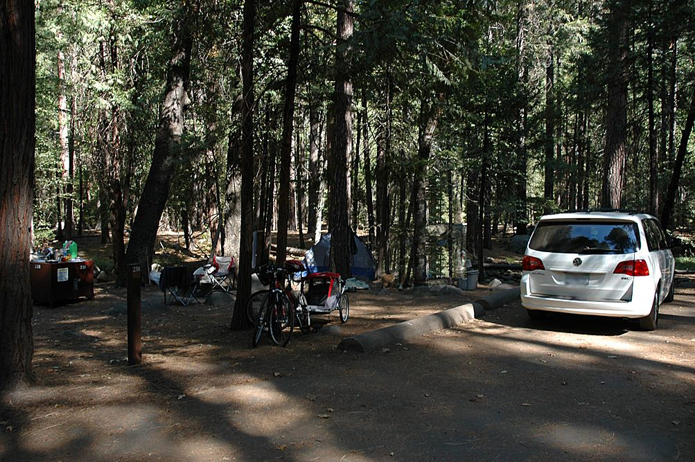 Upper Pines - Campsite Photos, Reservations & Camping Info ...