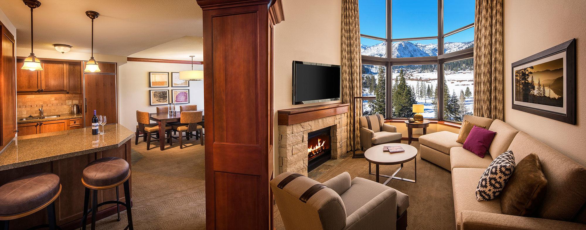 Tahoe Lodging | Resort at Squaw Creek - Lake Tahoe ...